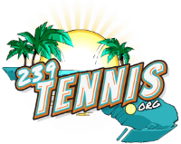 239 Tennis, promoting Shoes For Kids, Harry Chapin Food Bank fundraising events!