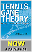 New Book - Tennis Game Theory